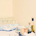 Masa- ordine, curăţenie, disciplină şi mirodenii