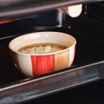 Băgăm la cuptor (grill) vreo 2-3 minuţele