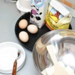 Ingrediente pentru tartă