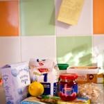 Ingredientele de care avem nevoie pentru namoura