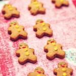 Gigi, le Gingerbread man.