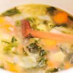 Supa cremă în devenire