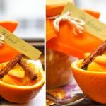 Dulceaţă de portocale şi ghimbir. :)