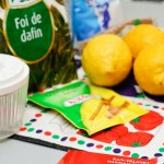Ingredinte pentru lămâi murate şi carte de bucate pentru preparate marocane.