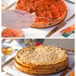 ...se pune şi ultima felie de tort.