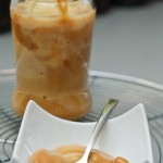 Un borcan pentru păstrat (ahahahaha) şi restul pentru macarons.
