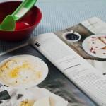 """Reţeta de îngheţată din revista """"Mondo- Ruoka & Matka""""."""
