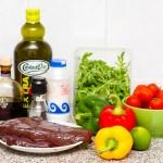 Pentru început pregătim ingredientele