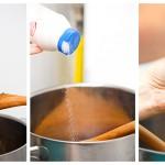 Adăugăm o lingură cu miere şi apoi potrivim gustul cu sare şi piper