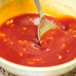 Omogenizăm sosul