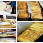 Pâine frântă cu scorţişoară şi nucşoară- fotografii şi montaj de Alexandra Brînzaniuc.