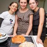 Ana, Lavinia şi Laura.