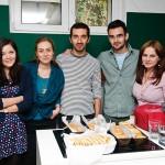 Echipa lui Bogdan (şi pâinea frântă cu scorţişoară).