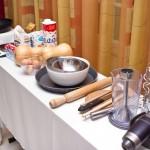 Ingrediente şi instrumente necesare.