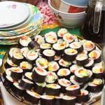 Sushi. Mult mult sushi.