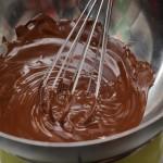 Ciocolata topită...
