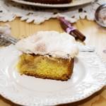 Tartă cu mere coapte şi lavandă- Alice Ciobanu, Din bucataria Albinitei.