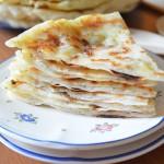Plăcintă cu brânză de oi şi mărar- Amintiri din copilărie- Paula Gafiţescu, Enjoy dessert!
