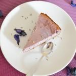 Cheesecake cu levănţică- Paula Gafiţescu, Enjoy dessert!