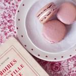 Macarons cu lavandă şi cremă de mure - Andreea Crăciun, Andie's Veggie.
