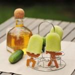 9. Monica Roșu- Înghețată de castravete, soc și tequila