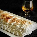 16. Miha Simiuc- Înghețată de caramel și bezea caramelizată