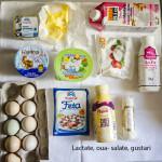 Lactate, ouă