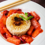 Jamisn rice pudding with fruits stirfried-25DT