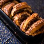 Pullapart bread cu alune de padure mici-90